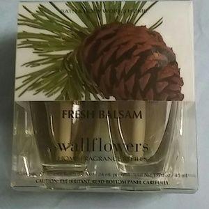 Fresh Balsam wallflowers fragrance refills